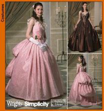 Homemade Victorian Dress