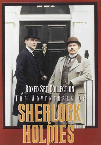 """The Adventures of Sherlock Holmes"""